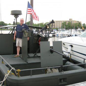 Gun boat Denno