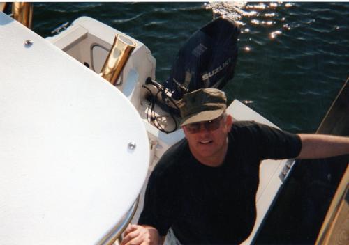 Capt Dennis in VA