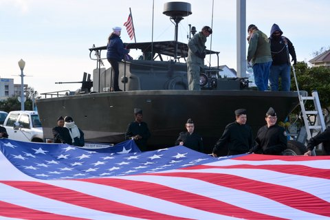Veterans Day Parade 2017 Virginia Beach, VA