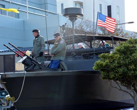 Veterans Day Parade 2017 Virginia Beach, VA