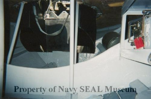 PBR 721 US Navy SEAL Museum
