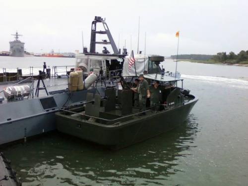 Refueling Das Boot