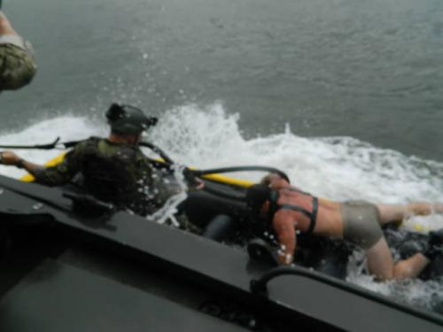SEAL Team 10 recovery