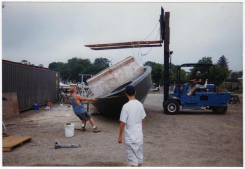 During Restoration